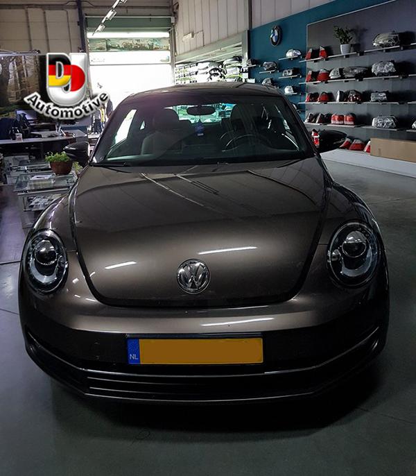koplampen zwart voor vw beetle 5c incl cabrio look vanaf. Black Bedroom Furniture Sets. Home Design Ideas