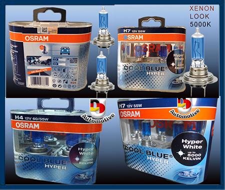OSRAM XENON LOOK